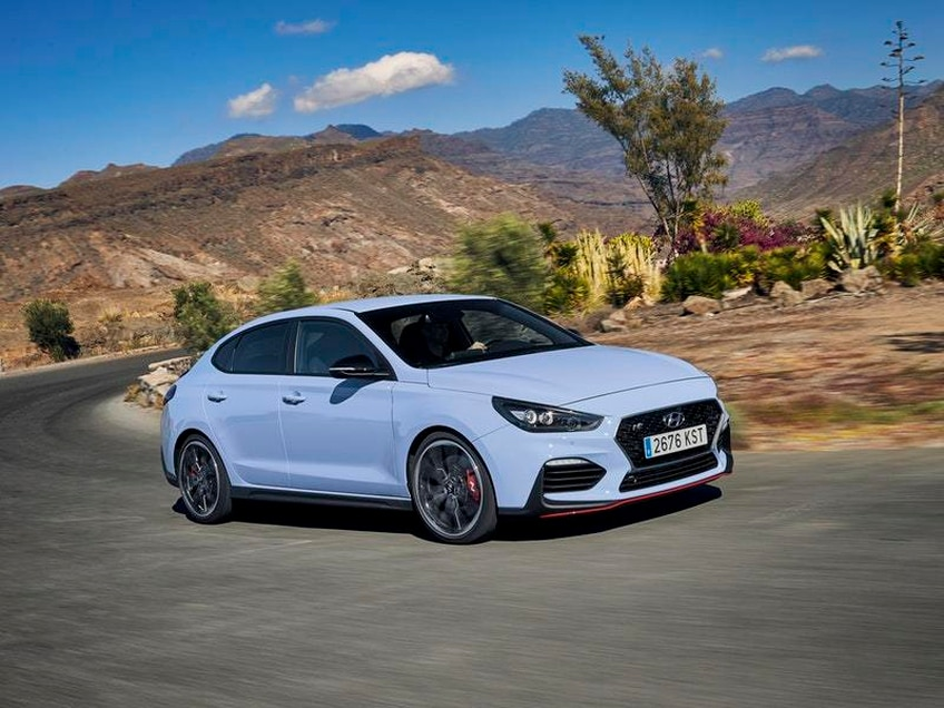 First Drive: Hyundai's i30 Fastback N is a real hot hatch alternative