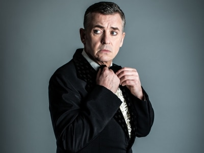 Richie is relishing this famous role: Shane Richie talks ahead of The Entertainer role at Wolverhampton Grand