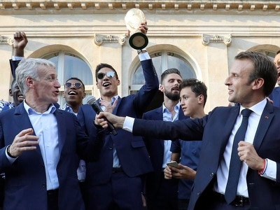 World Cup win gives France a new set of heroes