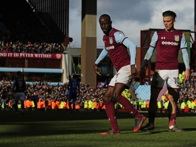 Aston Villa duo Jack Grealish and Albert Adomah won't be rushed back
