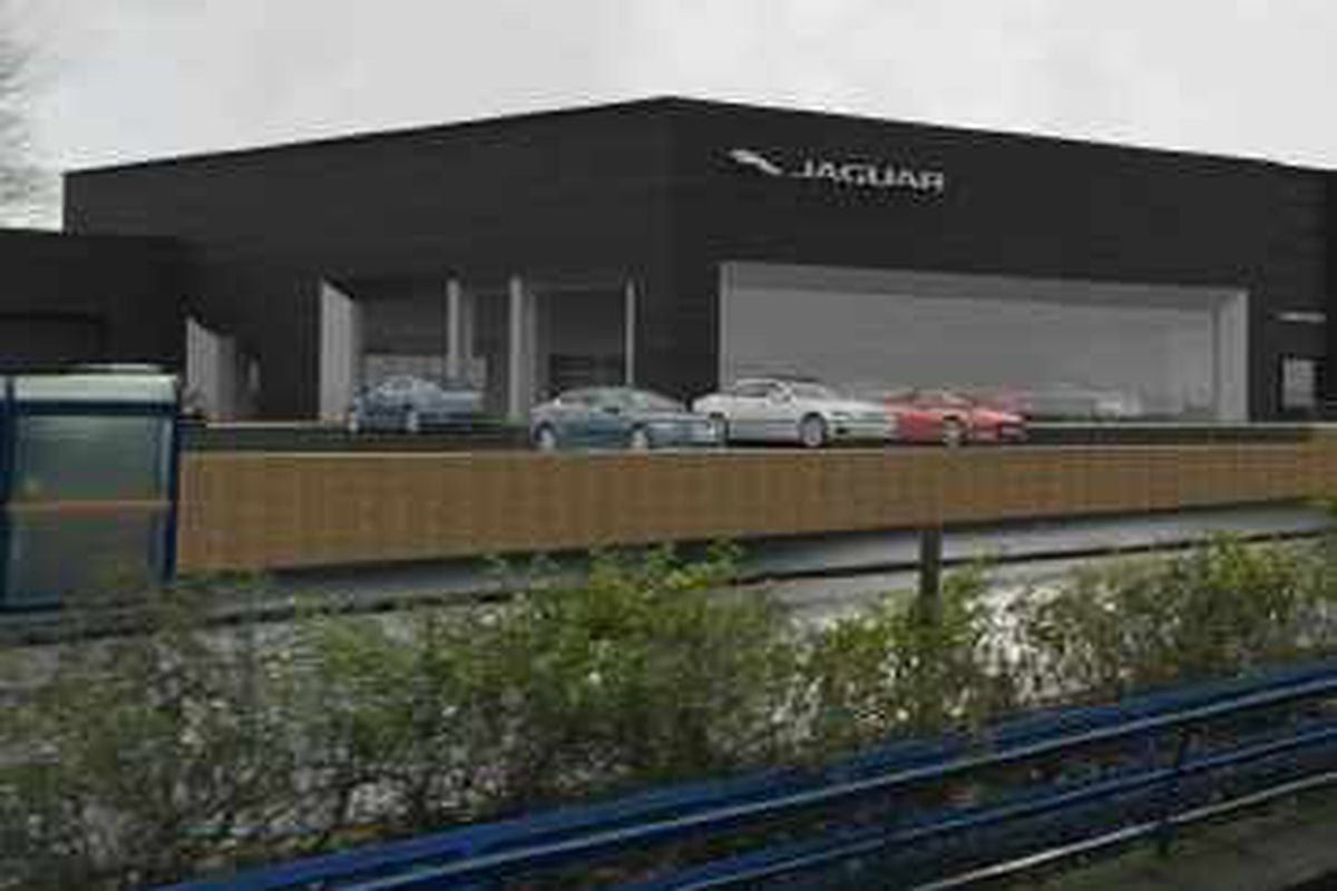 Revealed: How Wolverhampton's new £14m Jaguar Land Rover will look