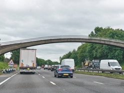 M6 stretch to shut for 18 hours both ways as bridge is dismantled