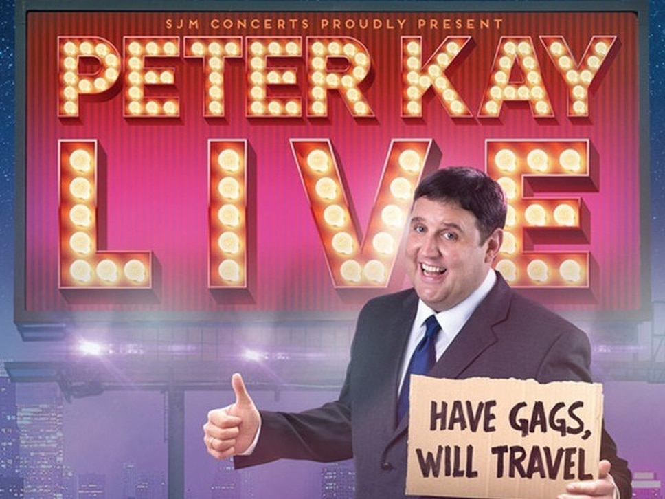 Peter Kay: Huge queues online as thousands try to get tickets for Birmingham's Genting Arena