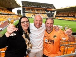 WATCH: Molineux celebrations for Wolves fan after £300,000 scratchcard win