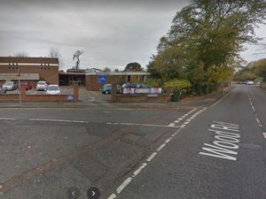 The junction of Haywood Drive and Wood Road, in Tettenhall. Photo: Google Street View