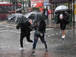 Severe weather warning as heavy rain forecast for Black Country and Staffordshire