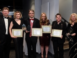 Wolverhampton Law Society awards recognise local professionals