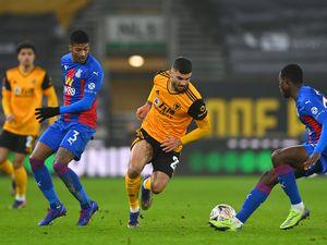 Patrick Cutrone of Wolverhampton Wanderers (AMA)