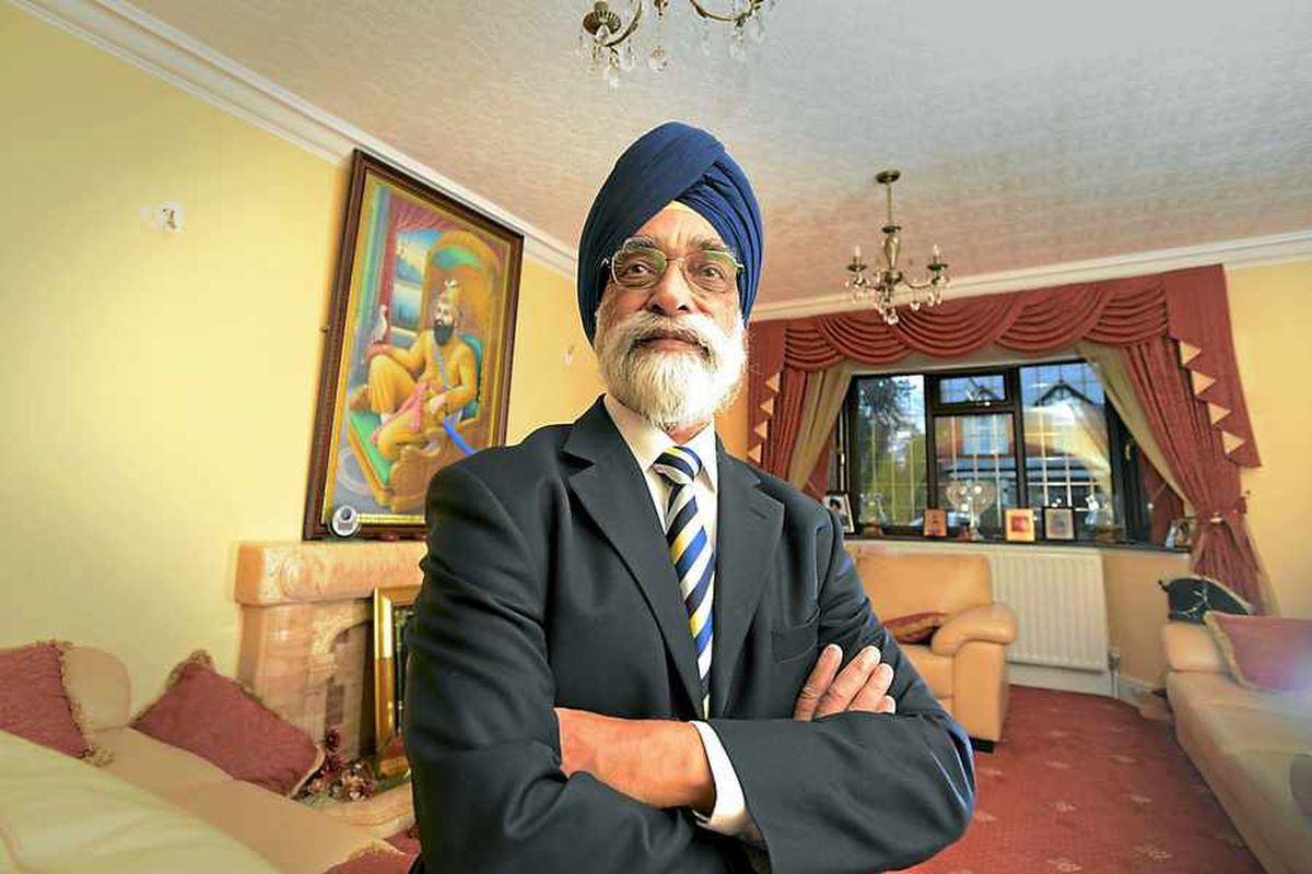 Dr Sadhu Singh Gakhal – MBE for services to the Sikh community