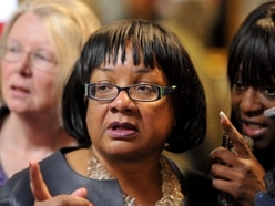 Diane Abbott vows 'I'll go back on Question Time' during Wolverhampton visit - PICTURES and VIDEO