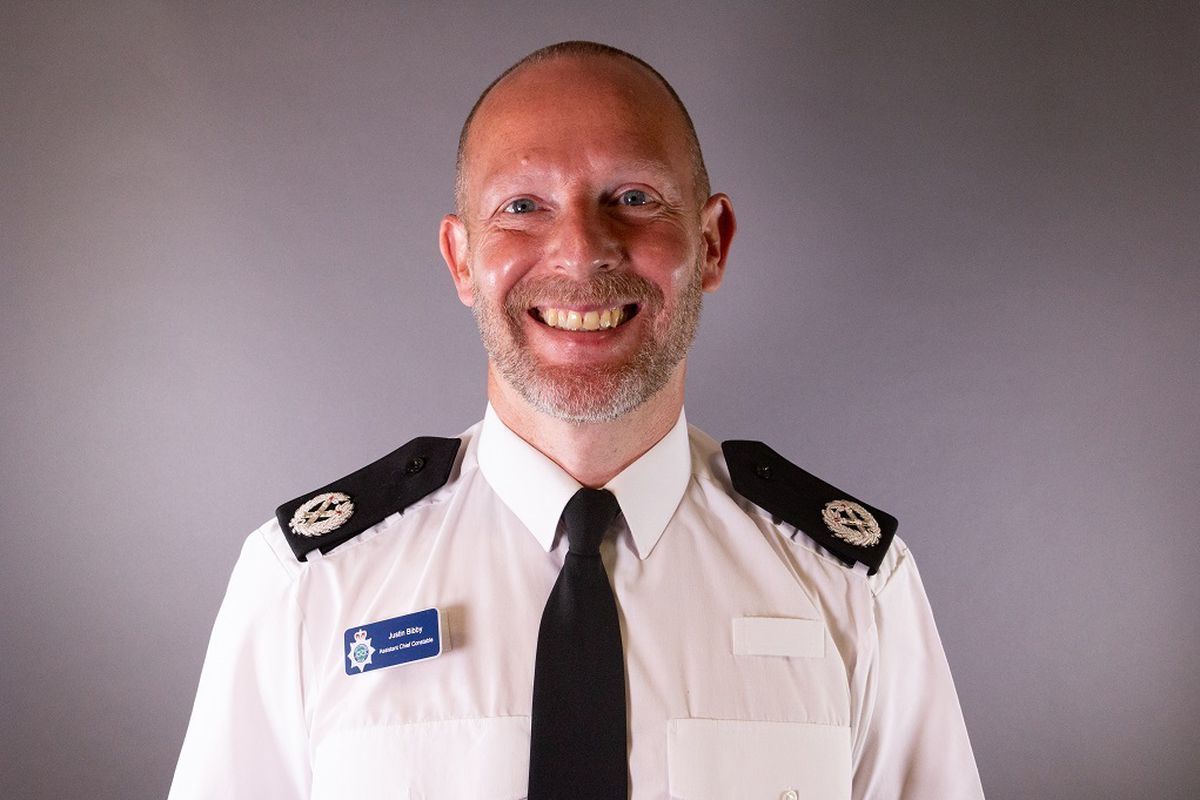 Assistant Chief Constable Justin Bibby