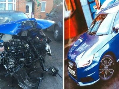 Birmingham car chop shop – one of the biggest in the country – brought down by police