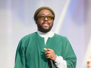 will.i.am said 'technology has made the world a lot easier' at the BYP Network leadership conference (PA Images)