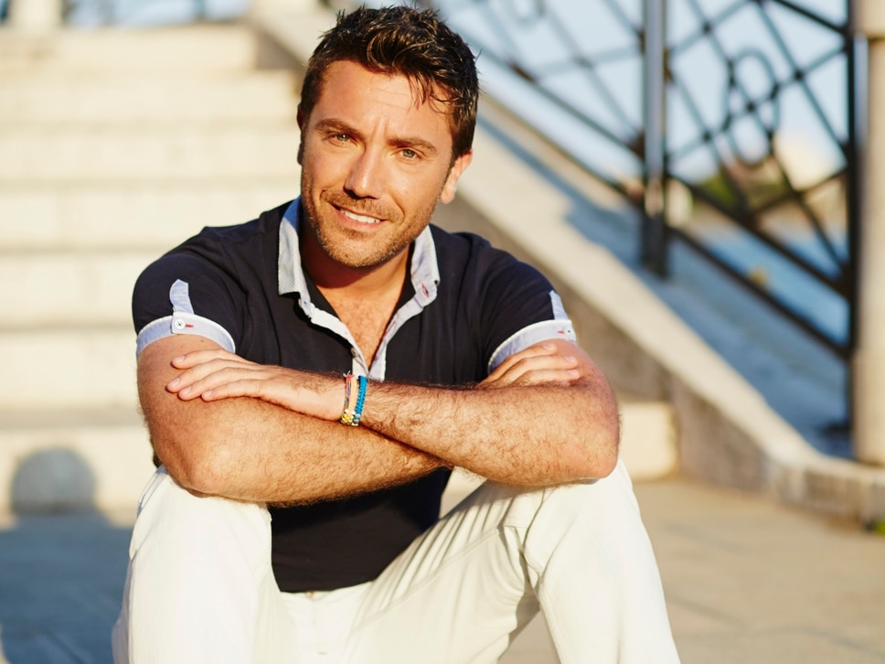 WIN: A signed Gino D'Acampo book and £100 voucher for Wolverhampton's Food Warehouse