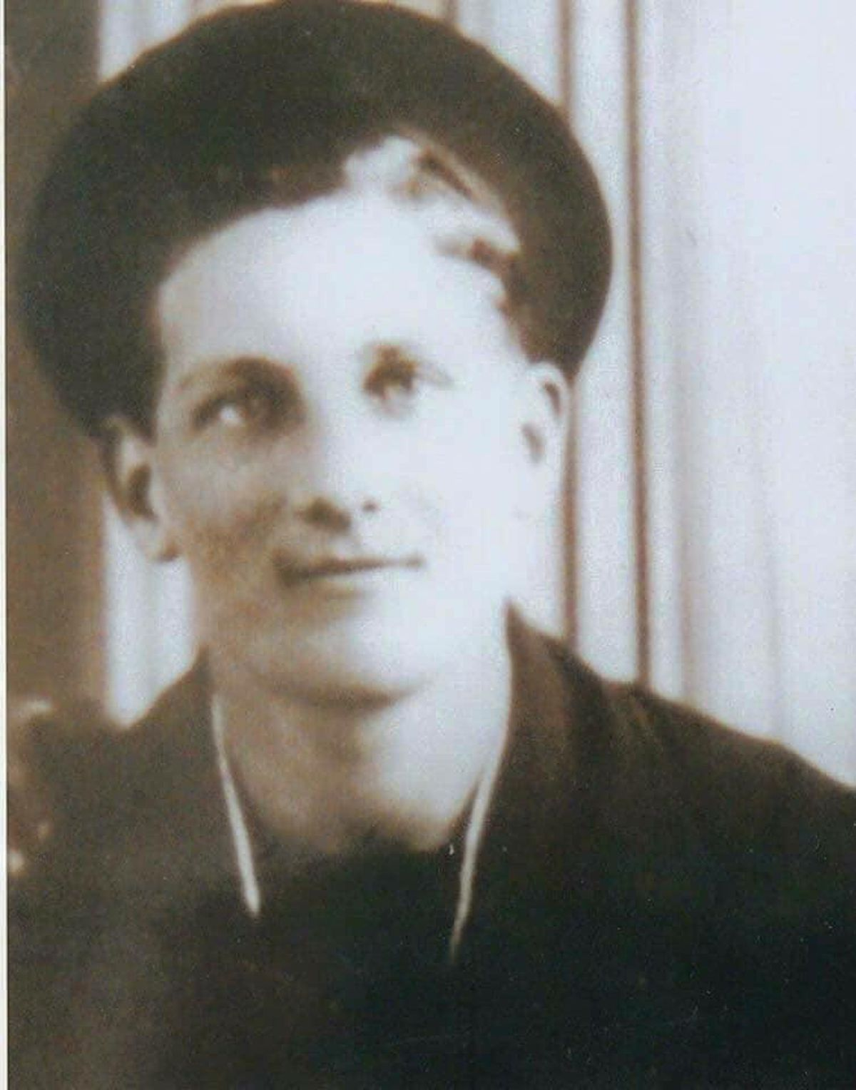 Harry, pictured during the Second World War