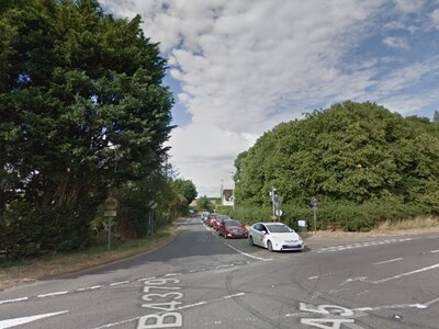 Crash between coach and lorry causes rush hour delays on A5 near Shifnal