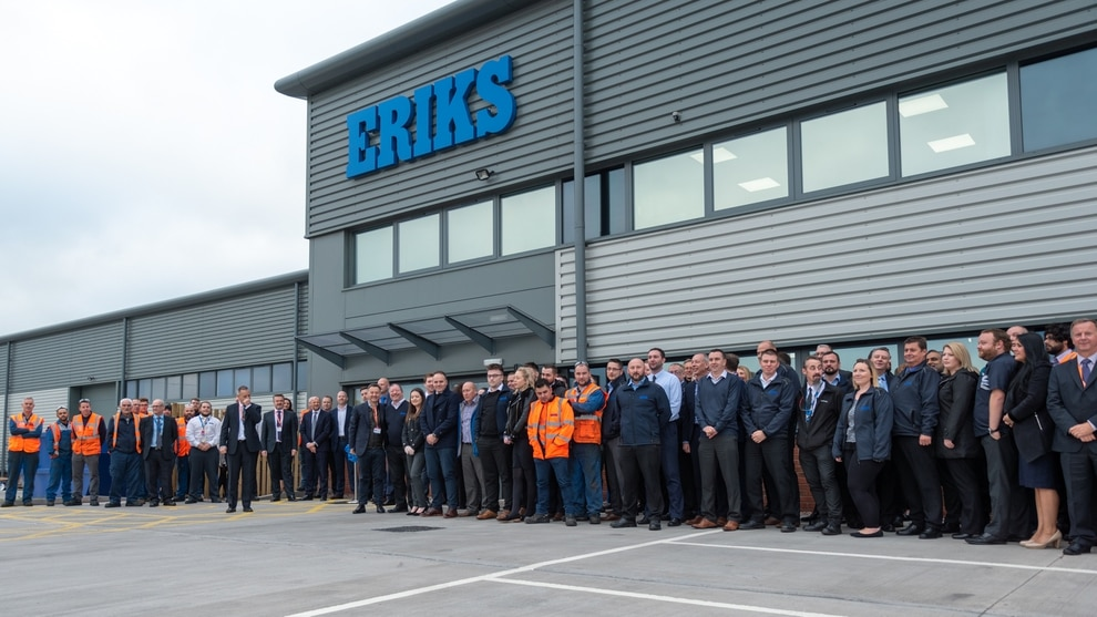 Eriks Opens New European Centre Of Expertise In Dudley