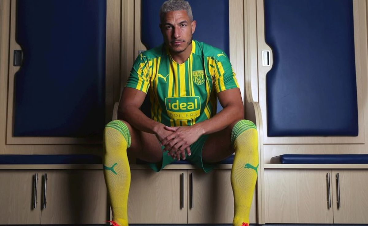 West Brom reveal 2020/21 away kit   Express & Star