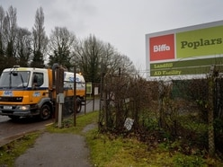 Cannock tip complaints drop after work to 'cap' site