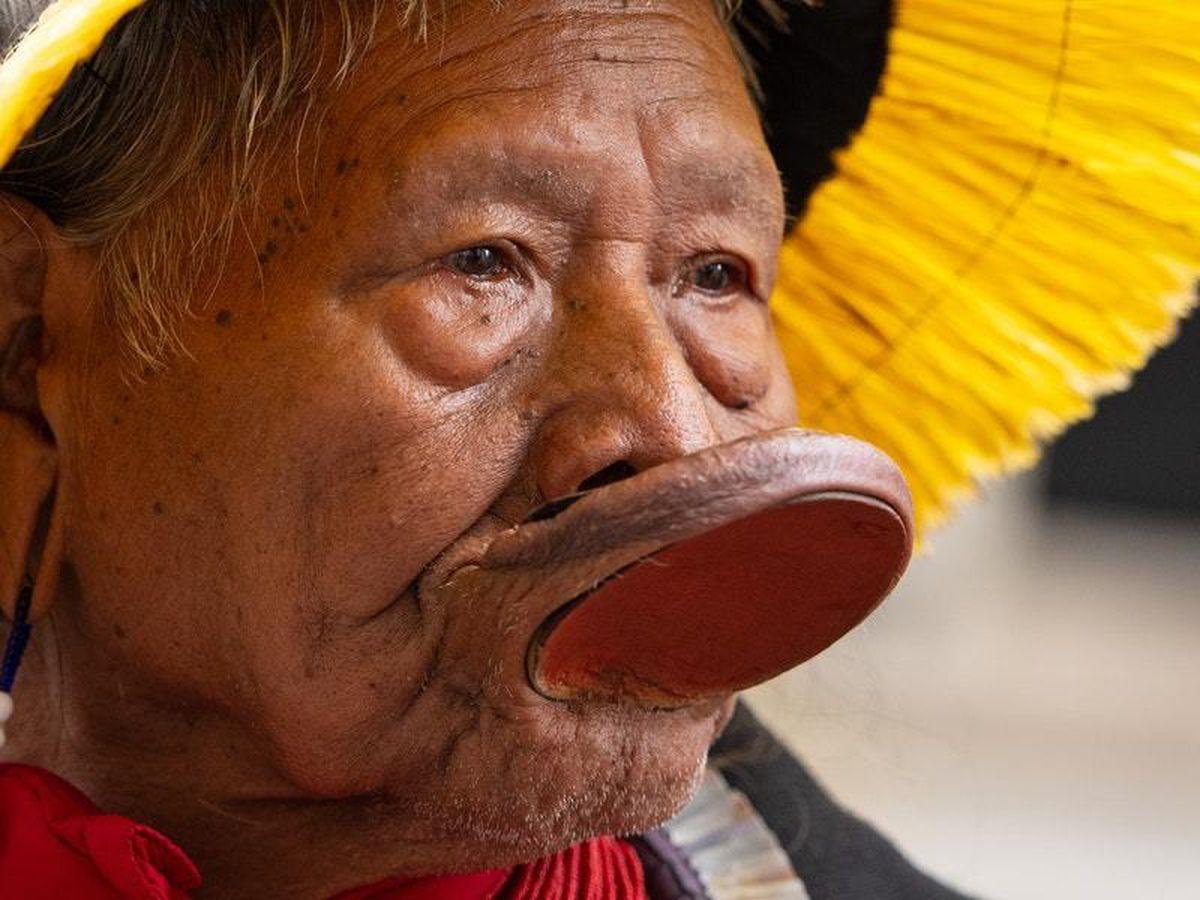 Amazon indigenous leaders