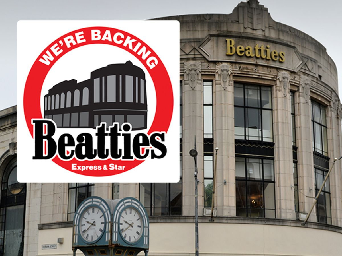 Beatties in Wolverhampton city centre is staying open