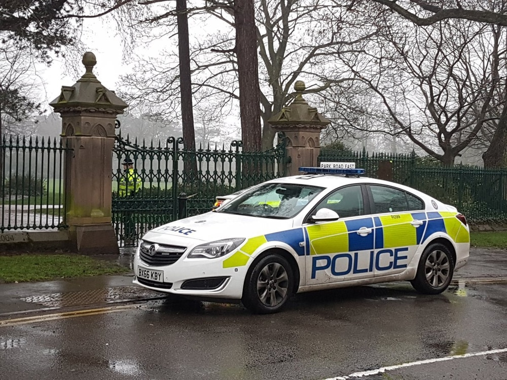 Body found in Wolverhampton's West Park