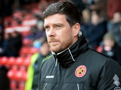 Darrell Clarke is happy with faith from Walsall board