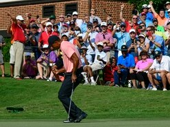 Tiger roars at Tour Championship as Justin Rose gains upper hand