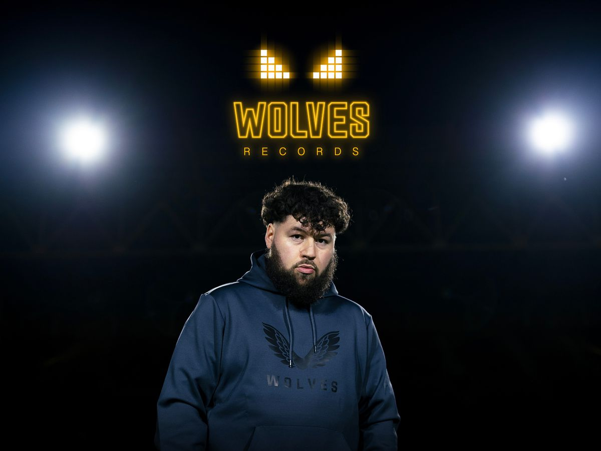 Singer, songwriter and record producer S-X, from Wolverhampton, announces Wolves Records