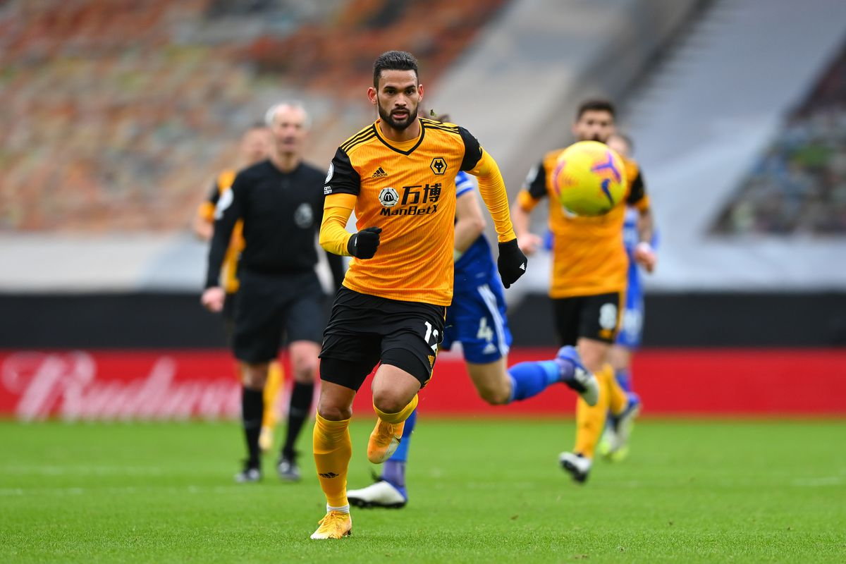 Willian Jose's work ethic impressing Wolves skipper Conor Coady