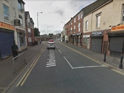 Wanted man hit by van after trying to escape police in Dudley