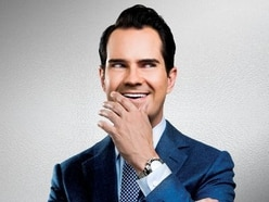 Jimmy Carr to return to Dudley for New Year show