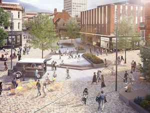 The plans focus on transforming 38 acres to the west of the city centre