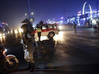 Scores die in suicide bomb attack targeting religious leaders in Afghanistan