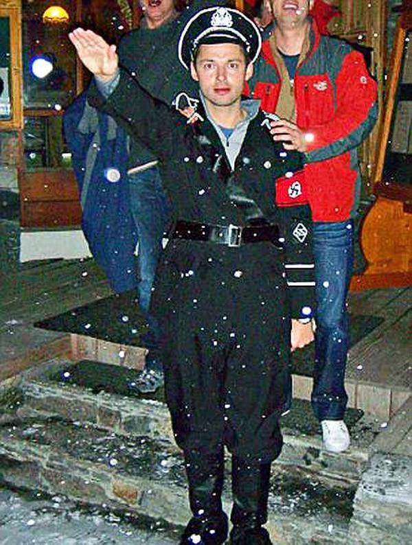 Aidan Burley: I did buy the Nazi uniform | Express & Star