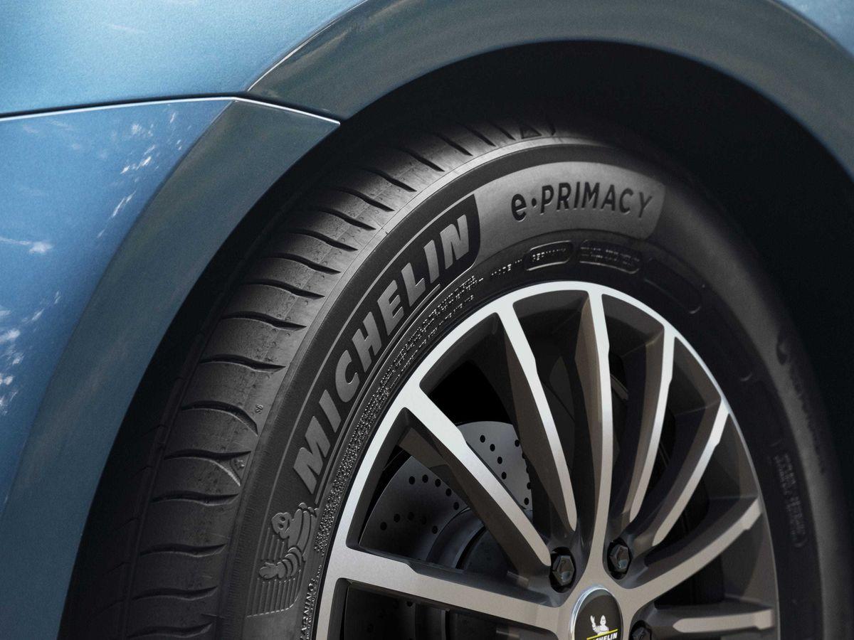 Michelin Primacy Tyre
