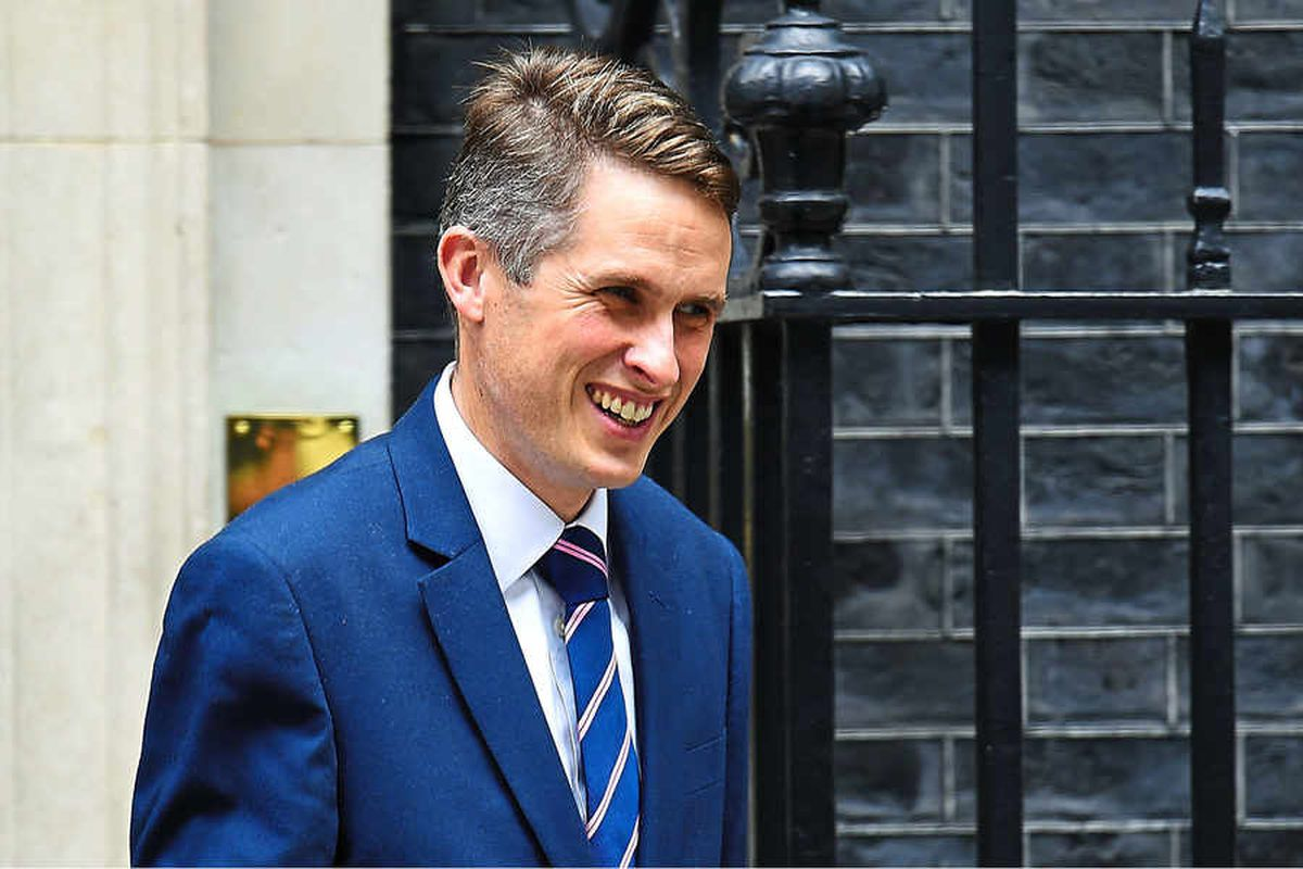 Interview: Chief Whip Gavin Williamson MP on his factory worker beginnings and recent promotion