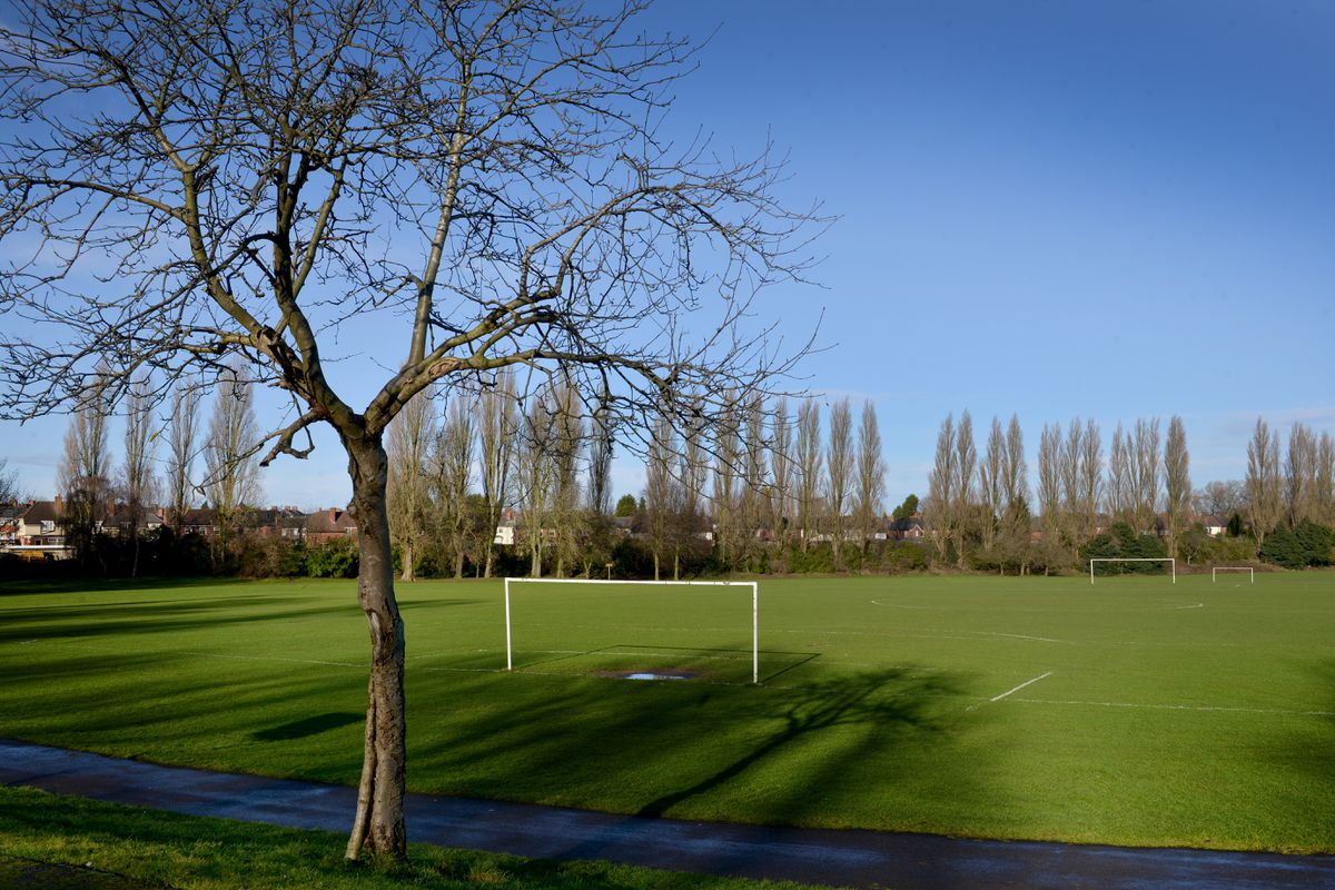 The Londonderry Playing Fields