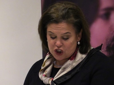 McDonald calls for 'compassionate' approach to the past