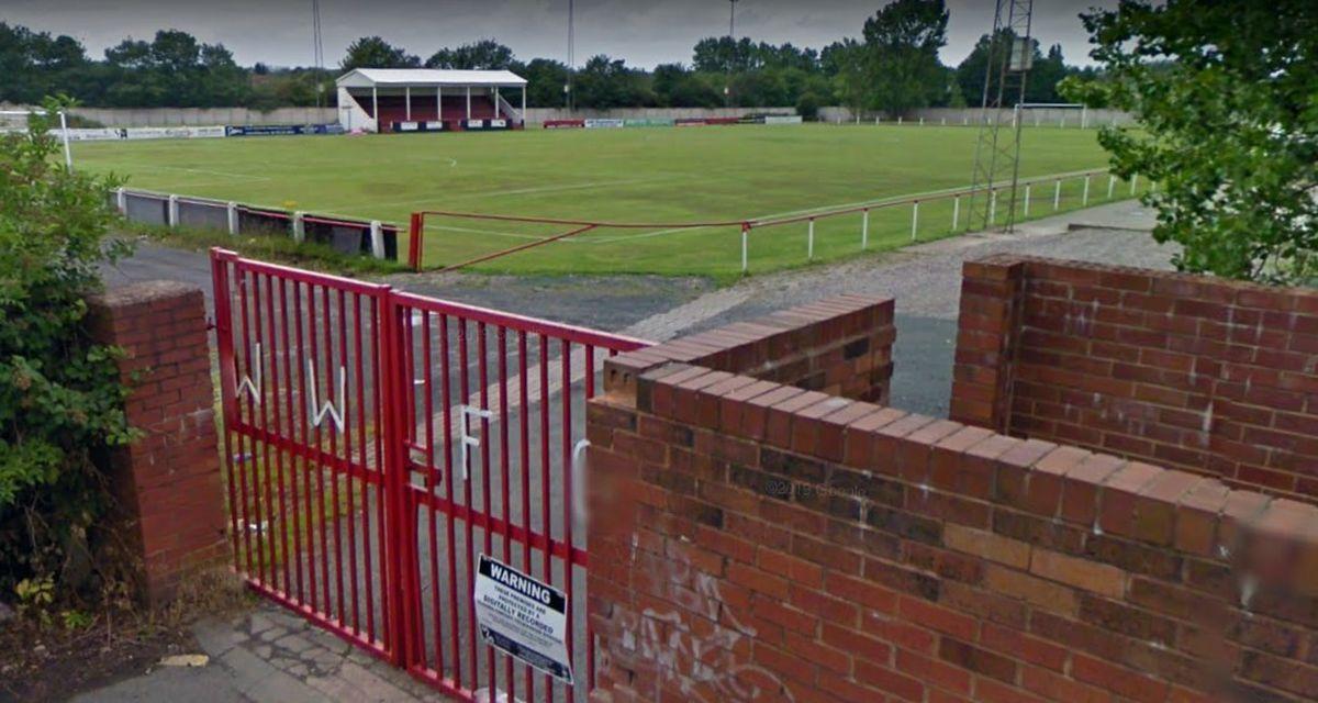 Walsall Wood Football Club, in Lichfield Road, Walsall. Photo: Google