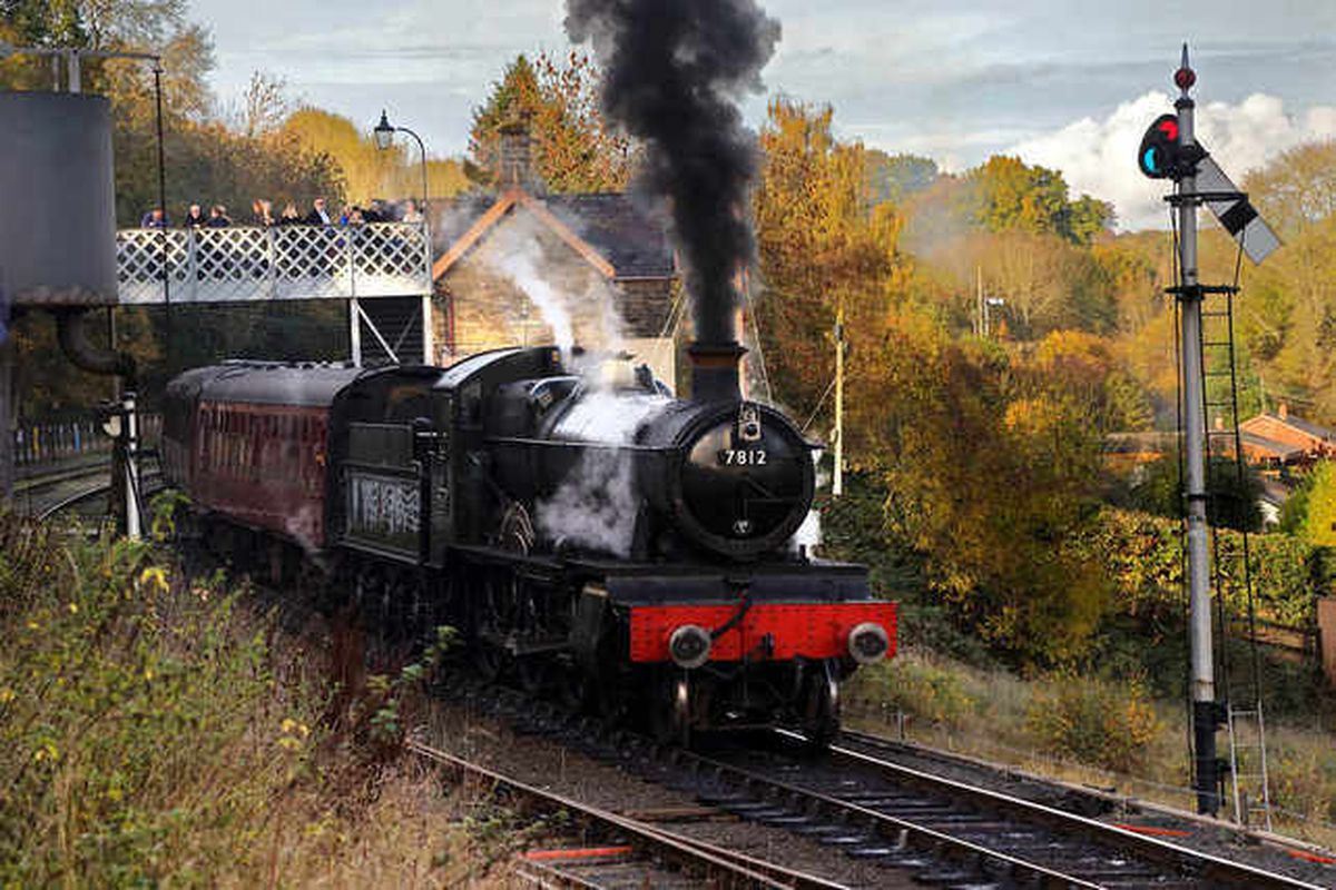 Severn Valley Railway to feature in railway documentary