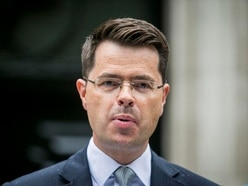 'One hard step done': Ex-minister James Brokenshire undergoes lung surgery
