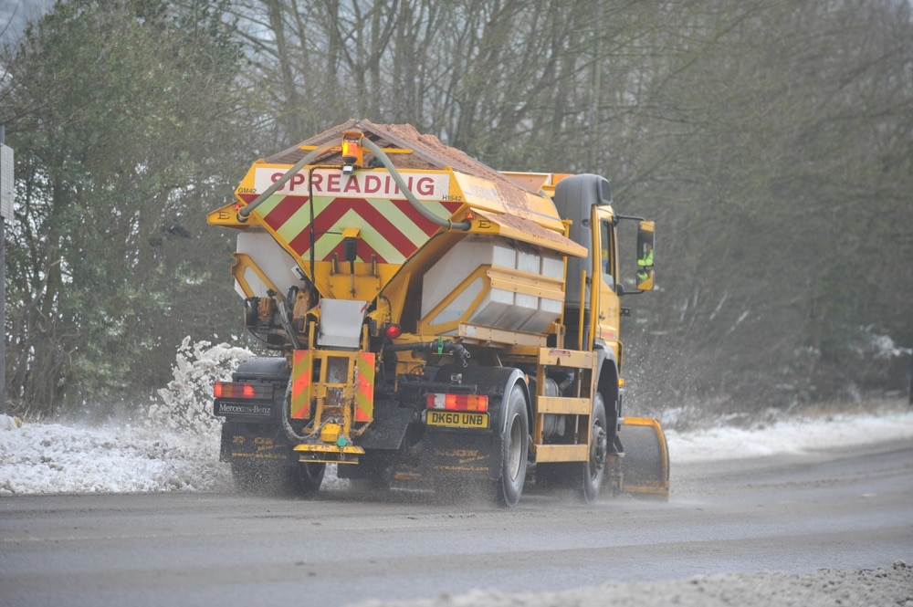 Met Workplace warns of icy roads for many components of Wales