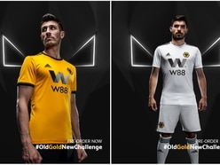 Wolves unveil new kits for Premier League return - what do you think?