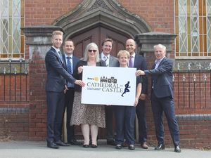 The team at Jordan Financial Management are sponsoring the Rotary Cathedral to Castle run, a ten-mile charity event from Lichfield to Tamworth.