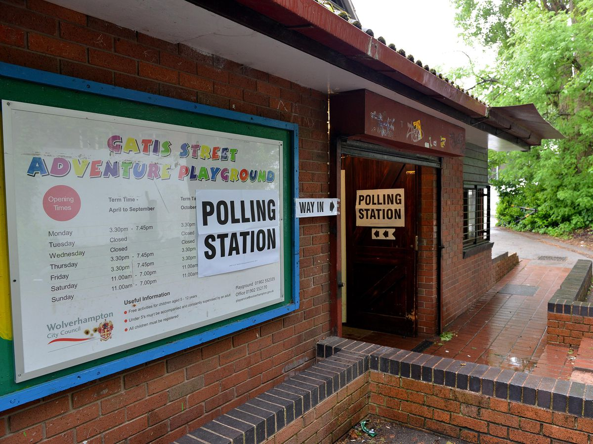 A review of polling stations in Wolverhampton is under way
