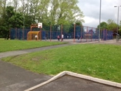 Popular Wolverhampton playground closed after suspected mineshaft discovery