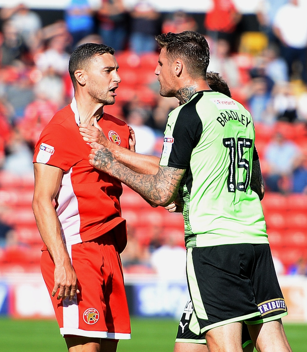 Walsall 2 Plymouth 1 Report And Pictures Express Amp Star