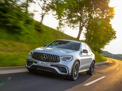 First drive: The Mercedes-AMG GLC 63 S brings brutish V8 power to a practical, premium package