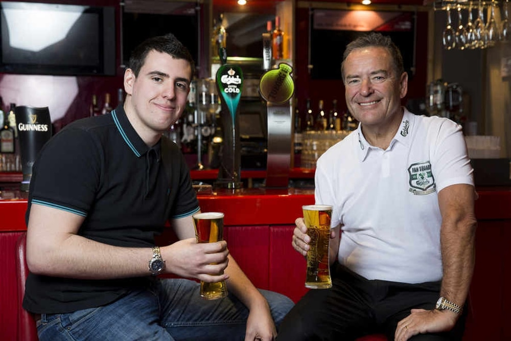 stelling jeff adam sky sports pundit vote presenter backing stafford commentary dream competition took radio final national carlsberg expressandstar month